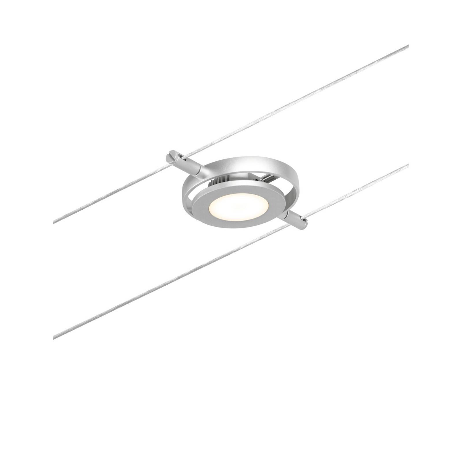 Paulmann Wire RoundMac-spotti kromi
