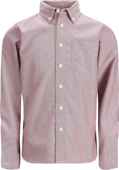 PRODUKT Oxford Skjorte, Brick Red 170/176