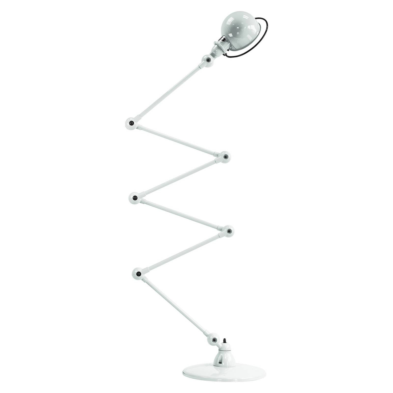 Jieldé Loft D9406 gulvlampe 6x40 cm, hvit