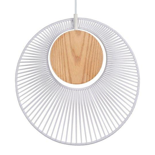 Forestier Oyster -design-riippuvalo, valkoinen