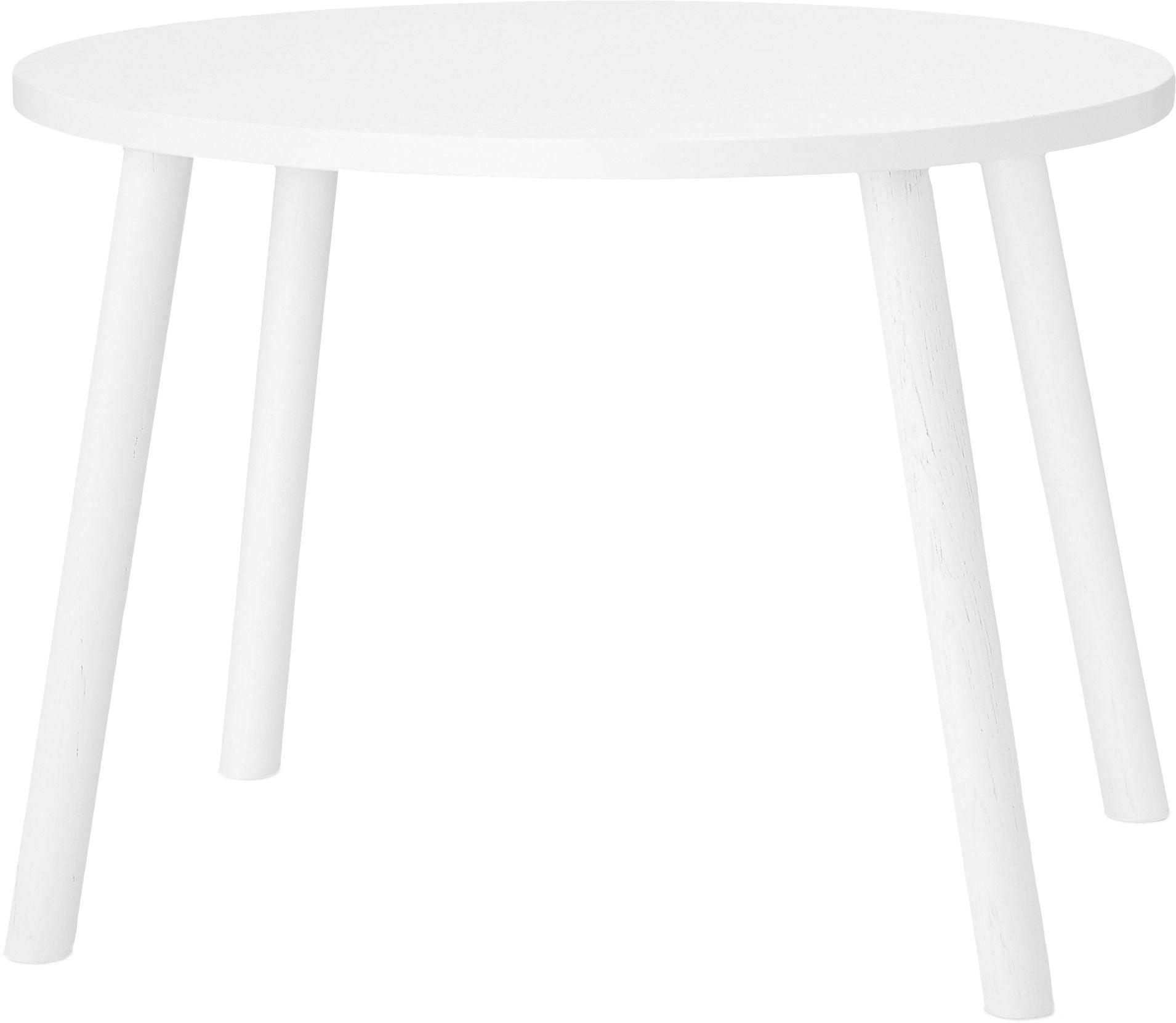 Nofred Mouse Pöytä, White