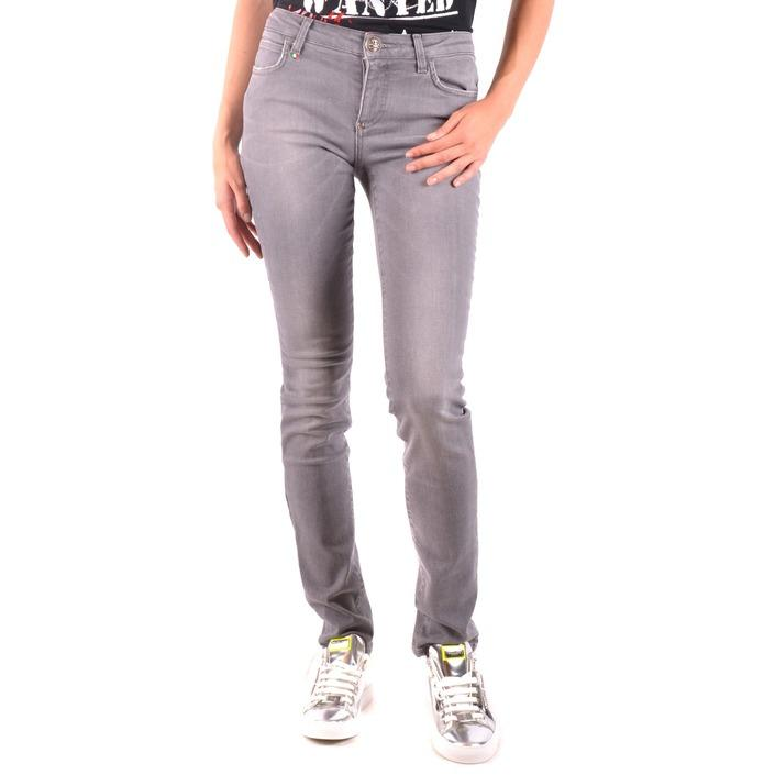 Philipp Plein Women's Jeans Grey 164367 - grey 27