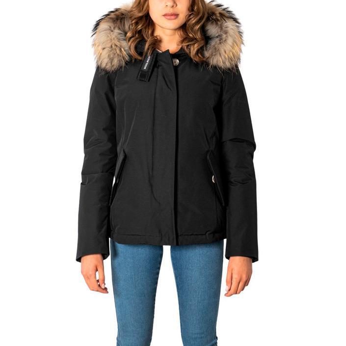Woolrich Women's Jacket Black 319896 - black M