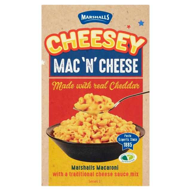 Marshalls Mac N Cheese 190g