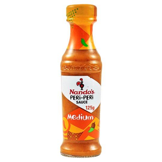 Nandos Peri-Peri Sauce Medium 125g