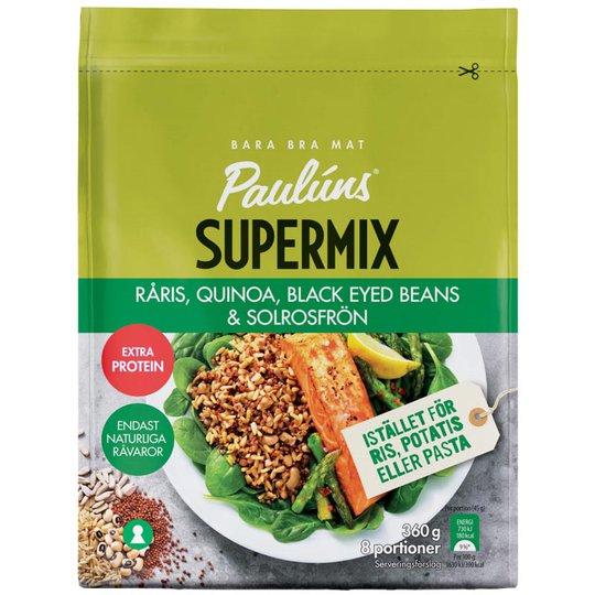Rårismix Quinoa, Bönor & Solrosfrön - 33% rabatt