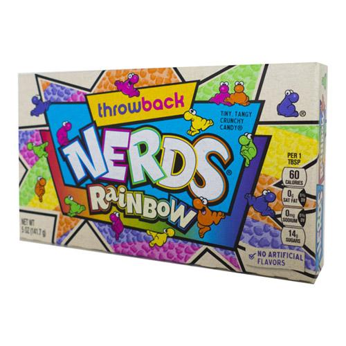 Nerds Rainbow Theater Box