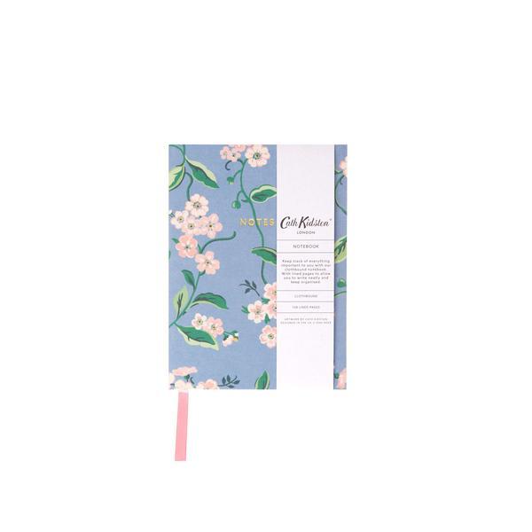 Autumn Hawthorn Clothbound Notebook A6