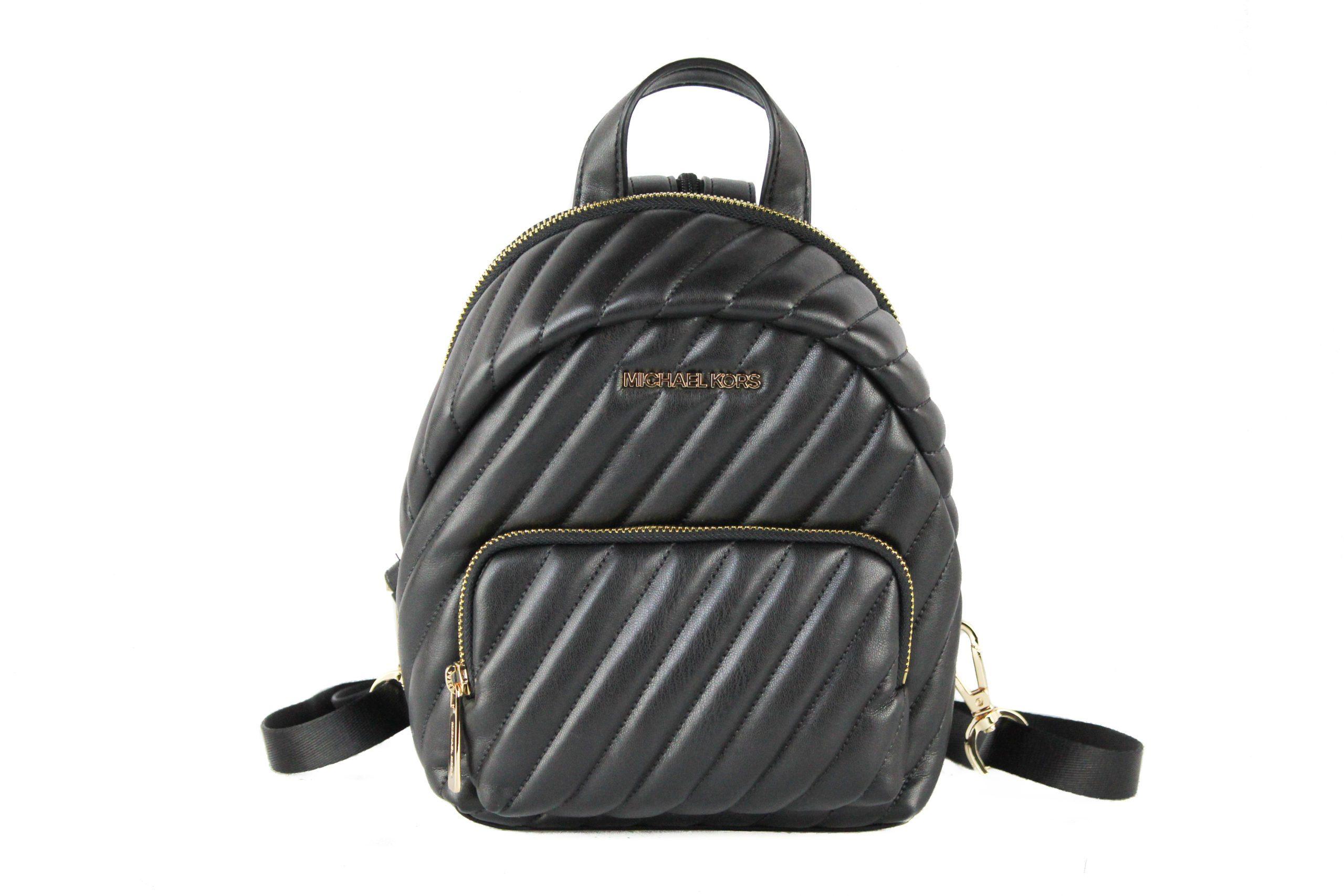 Michael Kors Women's Erin Backpack Black 71063