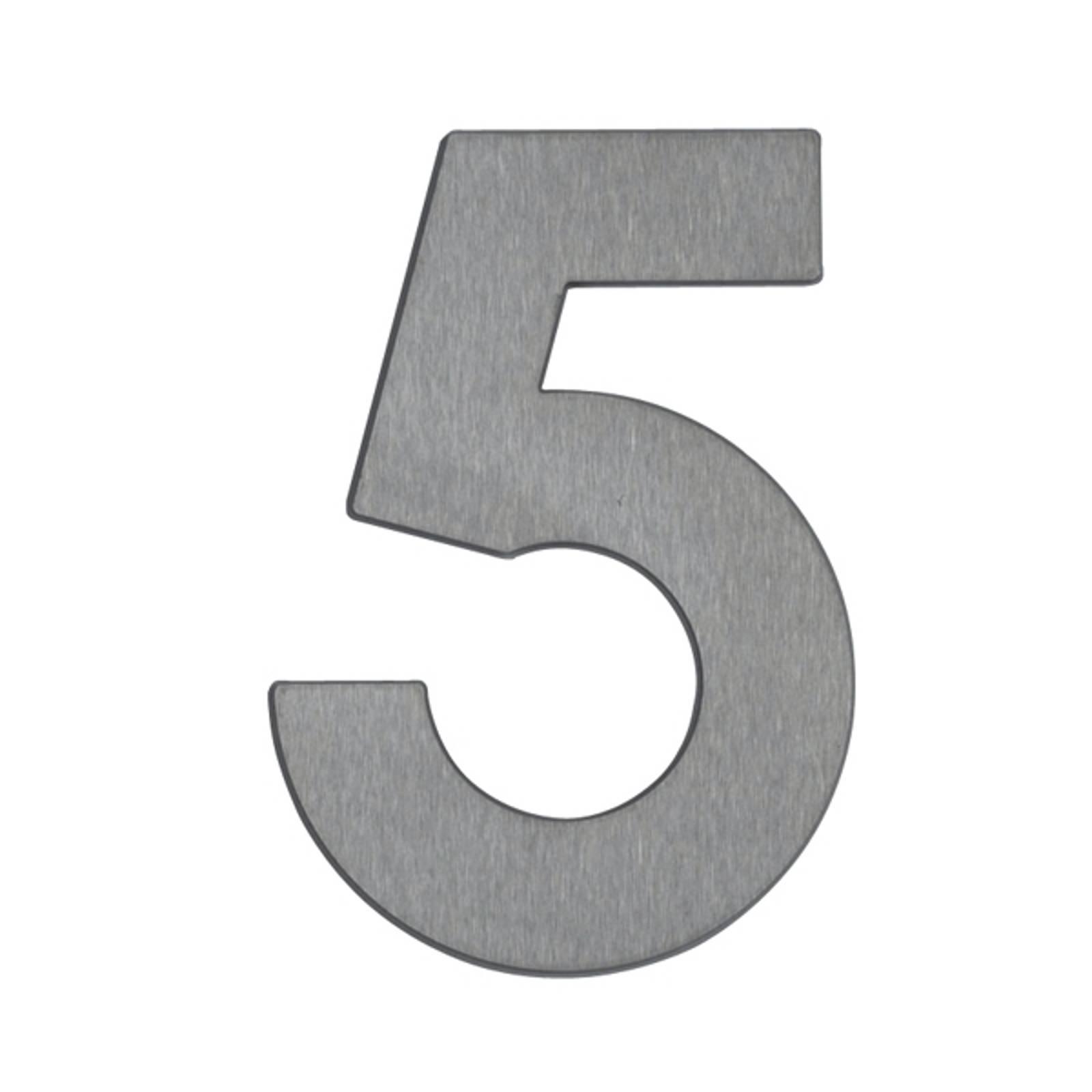 Talonumero 5 – ruostumatonta terästä