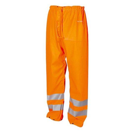 Top Swede 2295 Sadehousut heijastimet, oranssi Koko XS