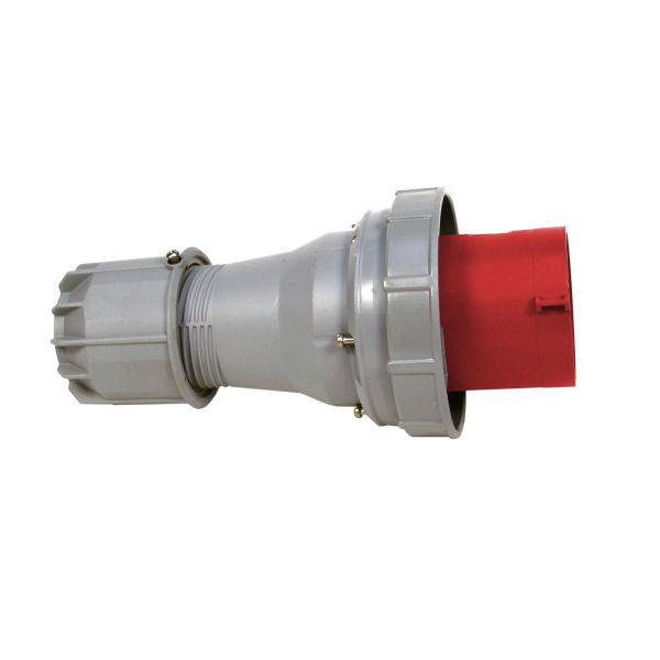 Garo PV 363-11 S Støpsel IP67, 4-polet 63 A 400–440 V, rød, 11 h
