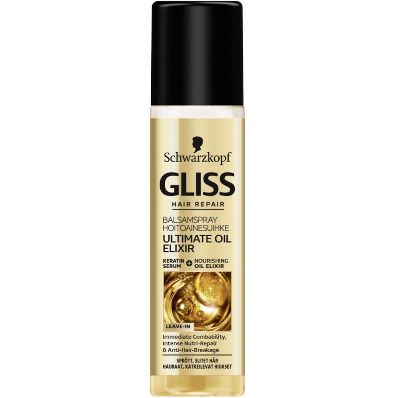Hiusseerumi Ultimate Oil Elixir - 46% alennus