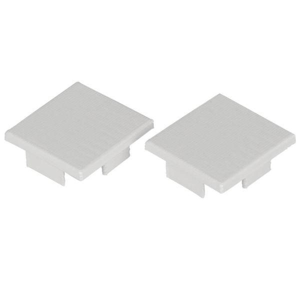Hide-a-Lite Art High Gavl 2-pakning Aluminium