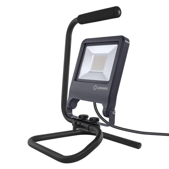 LEDVANCE Worklight S-Stand -LED-työvalaisin 50 W