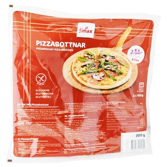 Pizzabottnar 2 x 150g - 83% rabatt