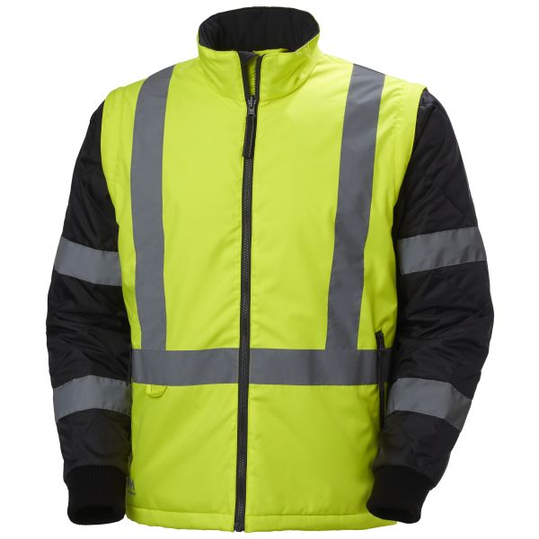 Helly Hansen Workwear Addvis Jacka gul XS