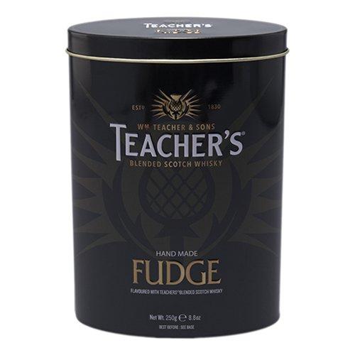 Fudge Gar Teachers Blended Scotish Whisky - 250 gram