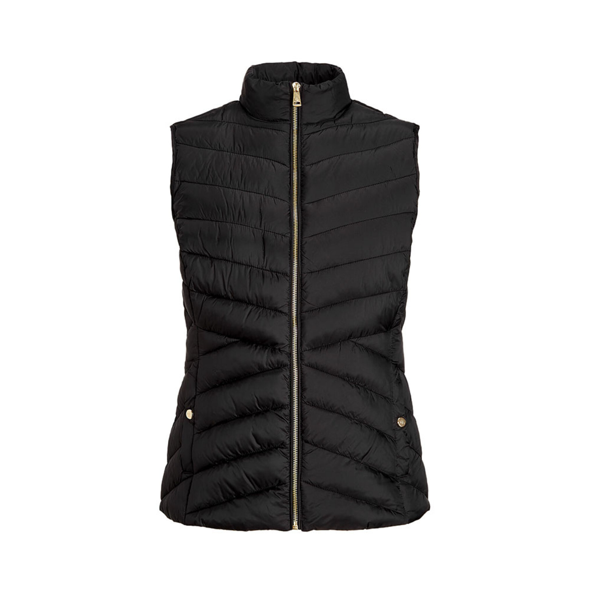 Insulated Quilted Vest