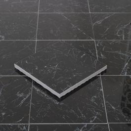 Klinker Carrara Black Blank 15X15 NORDIC KAKEL