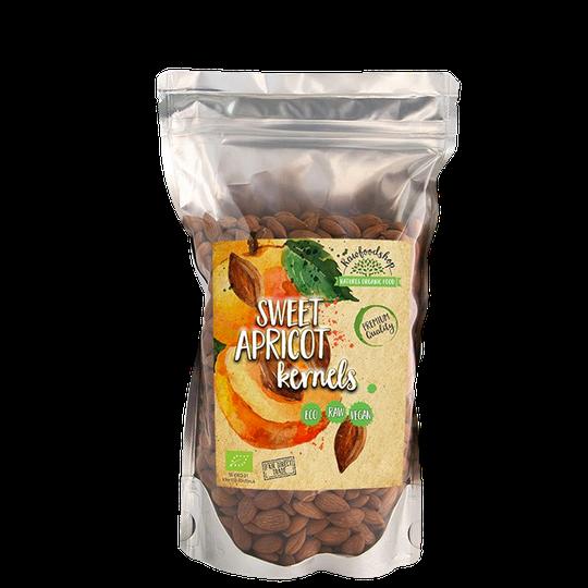Aprikoskärnor Söta EKO, 500 g