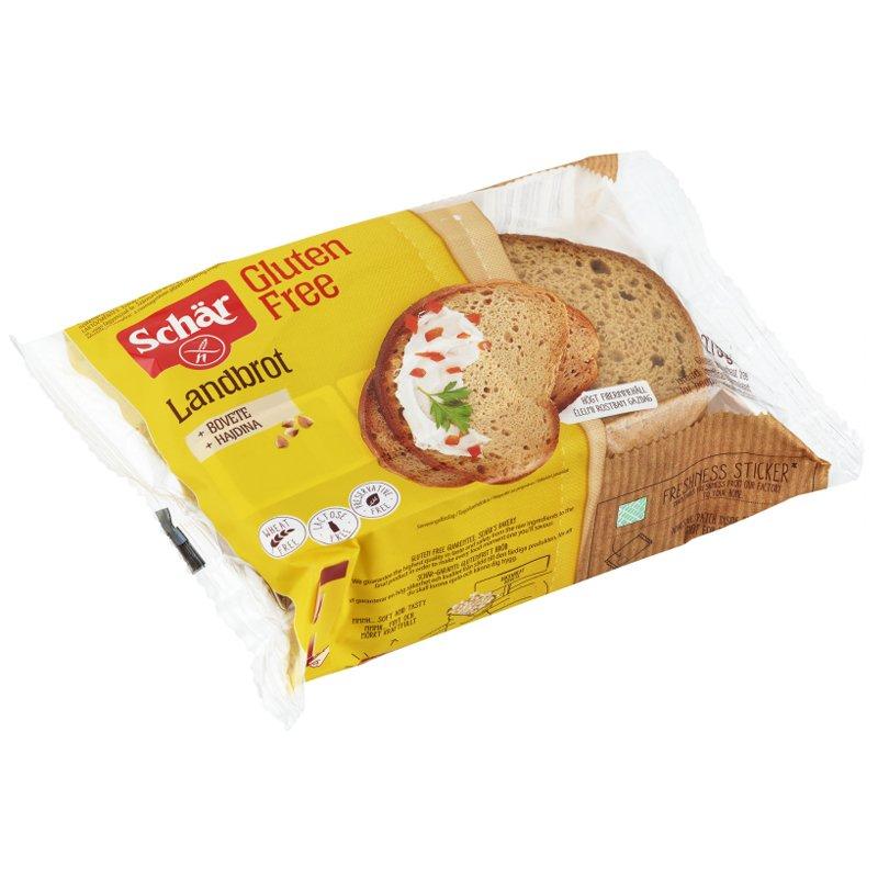 Glutenfritt Lantbröd - 51% rabatt