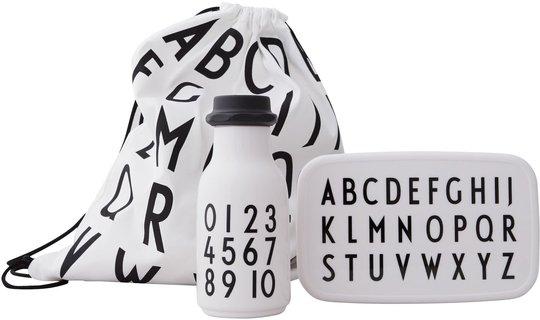 Design Letters School Start Pakke