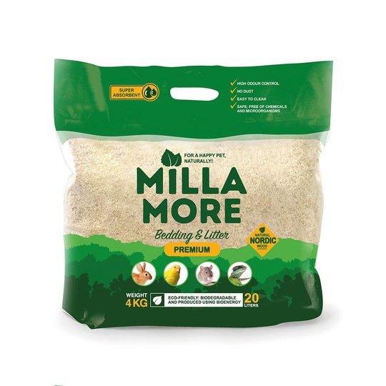 Millamore Premium Bottenmaterial (20 l)