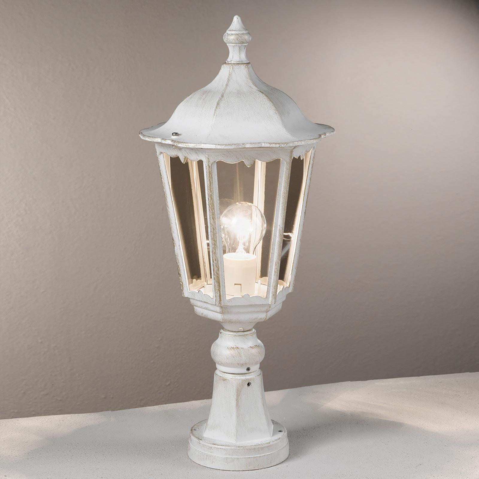 Pollarilamppu Puchberg, valkoinen-kulta
