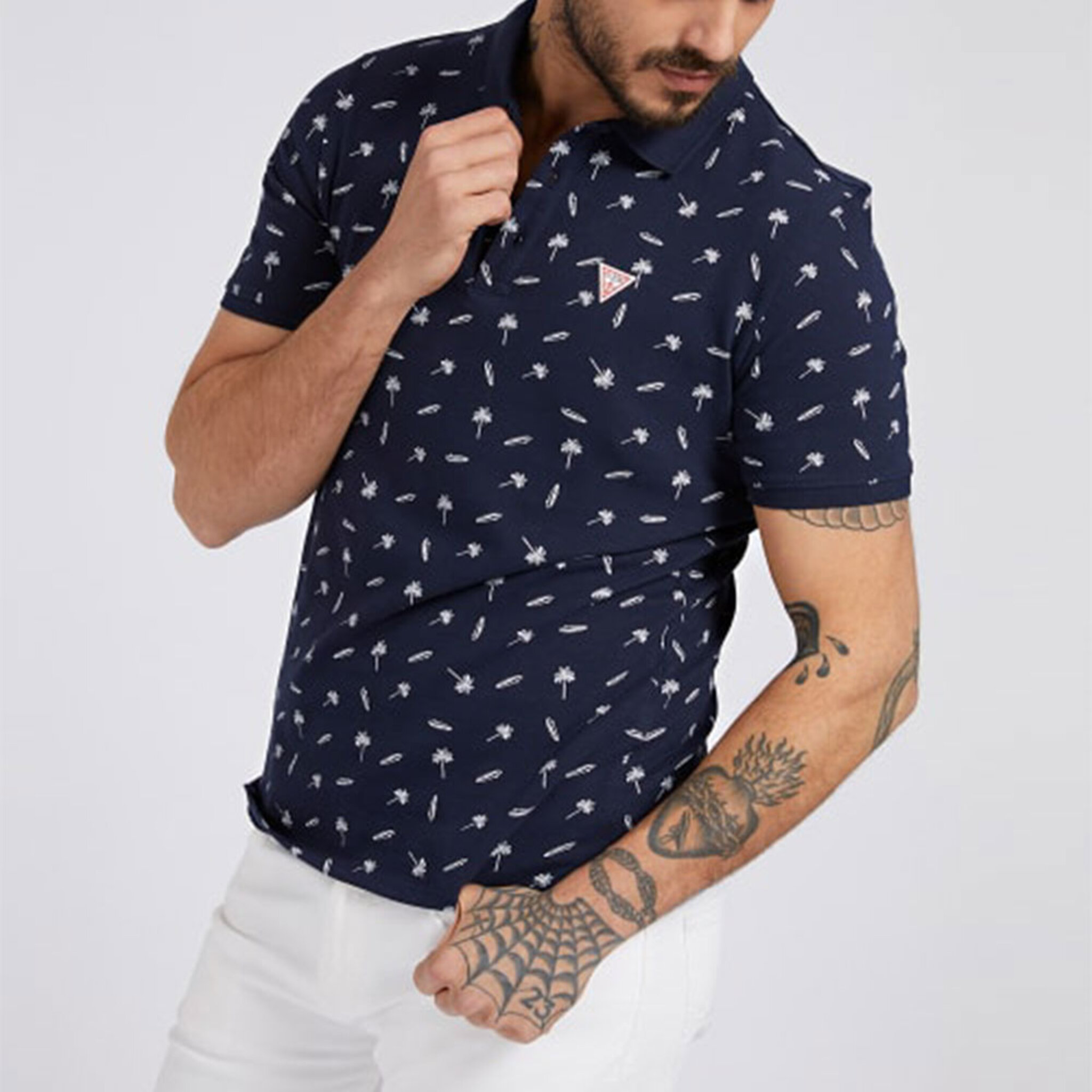 DEWAYNE SS SL Polo Shirt
