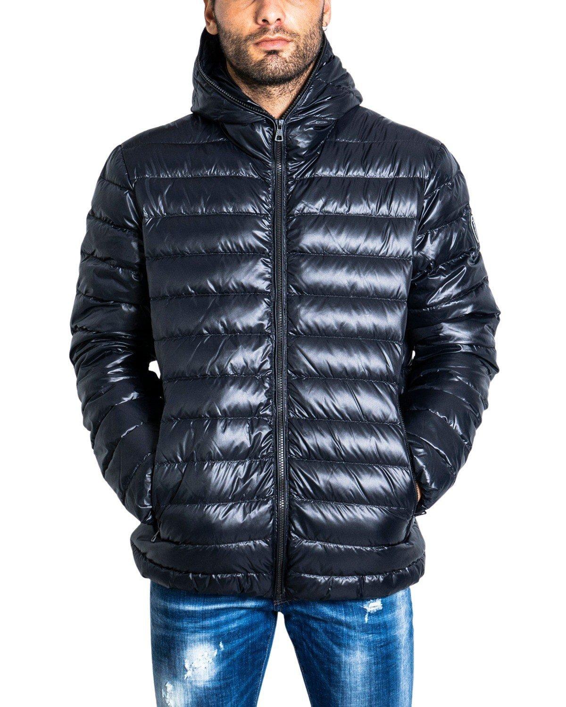 Ea7 Men's Jacket Green 321823 - black XL