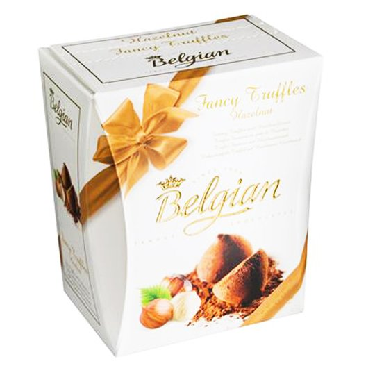 "Chokladtryfflar ""Hazelnut"" 200g - 60% rabatt"