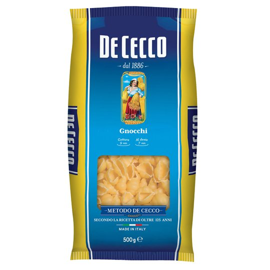 Pasta Gnocchi 500g - 50% rabatt