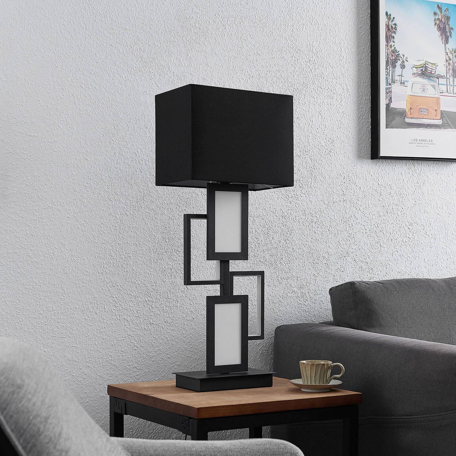 Lindby Wike -LED-pöytävalaisin