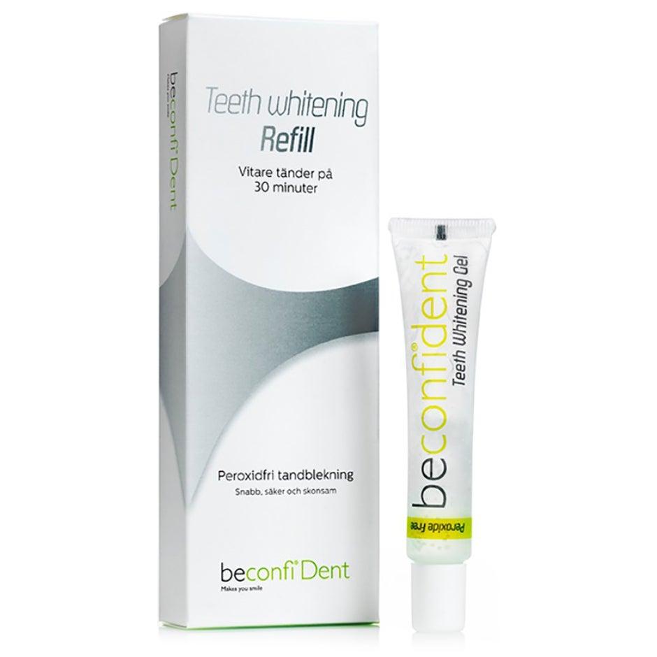Teeth Whitening X1 Refill, 10 ml beconfiDent Hampaiden valkaisu