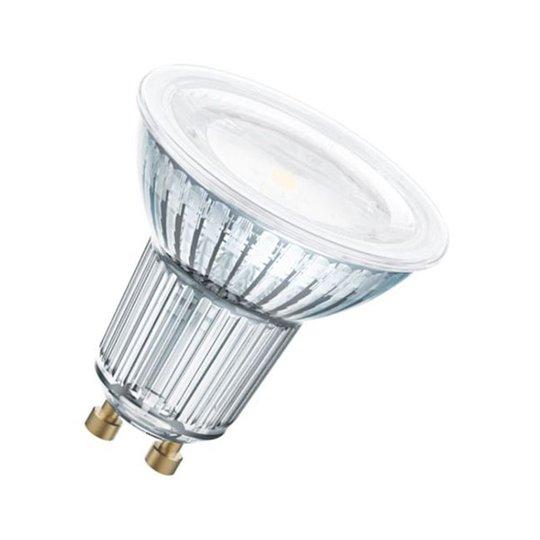 OSRAM-LED-heljastin GU10 6,9W, 120°