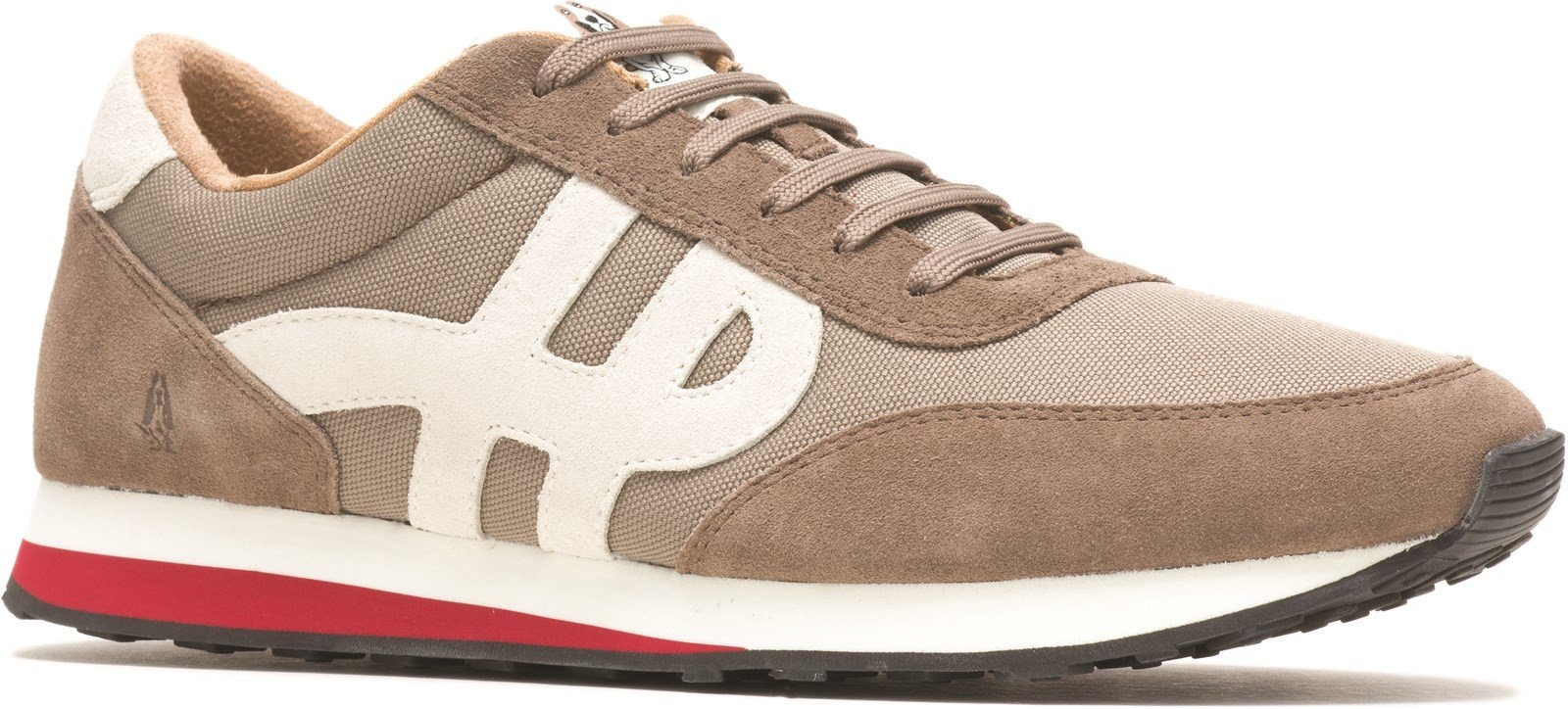 Hush Puppies Men's Seventy8 Lace Trainer Various Colours 31272 - Fossil 6
