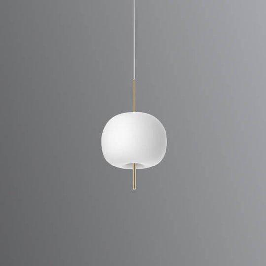 Kundalini Kushi - LED-riippuvalo messinki 16 cm