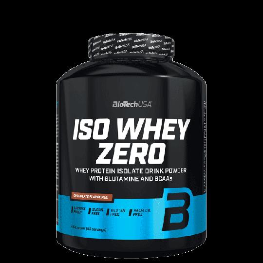 Iso Whey Zero Lactose Free, 2270 g