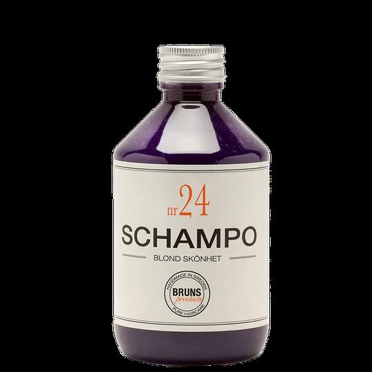 Bruns Silver Schampo Blond Skönhet nr 24, 330 ml