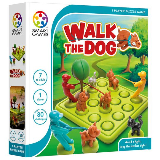 Smart Games Spill Walk the Dog