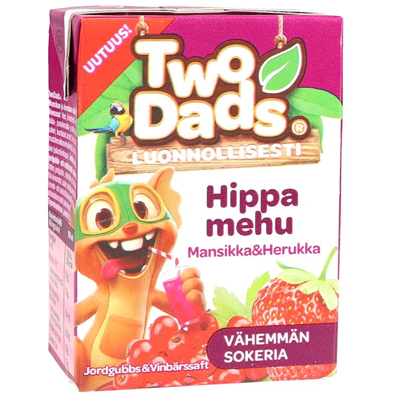 Pillimehu Mansikka & Herukka - 18% alennus
