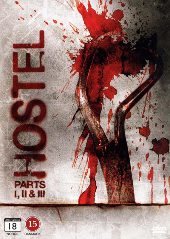 Hostel: Parts I, II & III (Unrated) (3 film) - DVD
