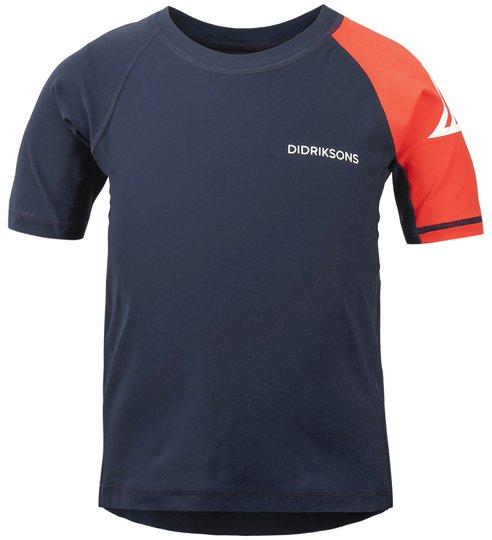 Didriksons Surf UV T-Skjorte, Navy, 80