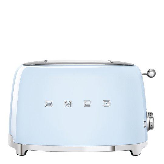 Smeg - 50's Style Brödrost 2 skivor Blå