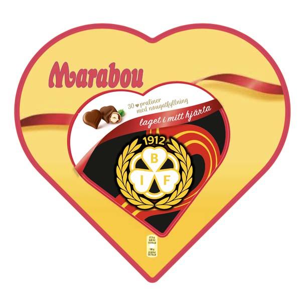 Brynäs Hearts 165g