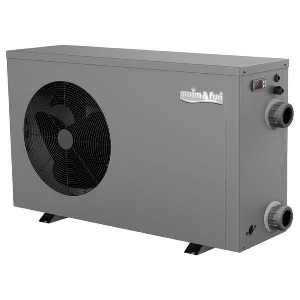 Swim & Fun Heat Booster ECO Lämpöpumppu 5,5 kW, R32