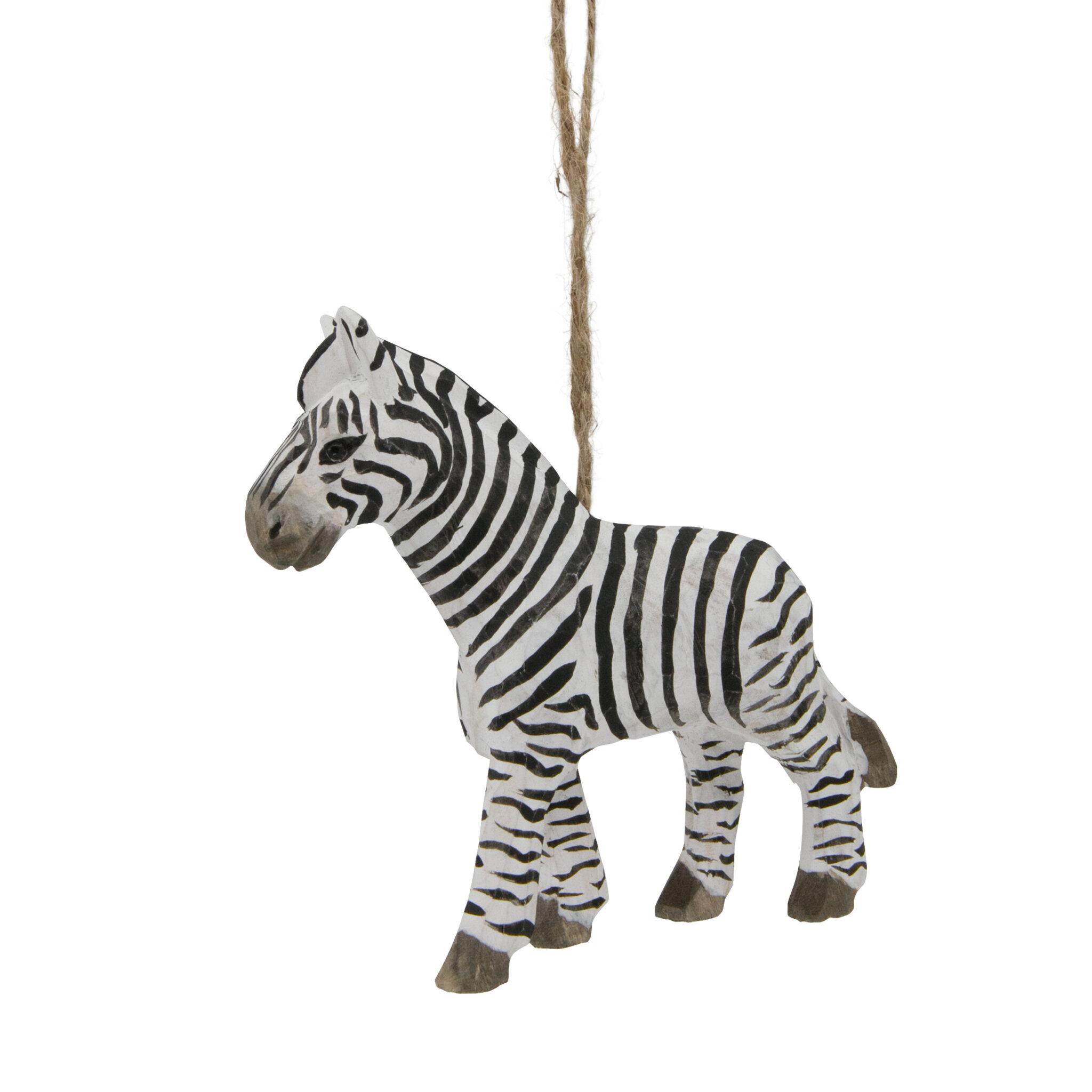 Hängande Ornament Zebra