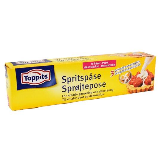 Spritspåsar 10-pack - 20% rabatt