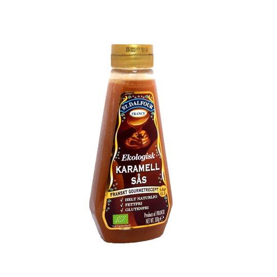 Karamellsås Eko - 34% rabatt